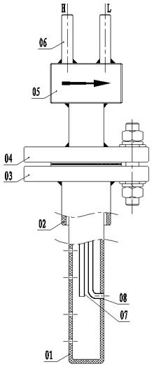 笛型勻速管結構組成